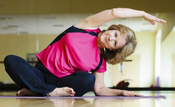 Физические упражнения при лечении артроза