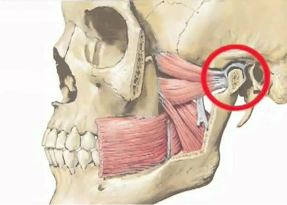 Нарушение функций челюстно-височного сустава