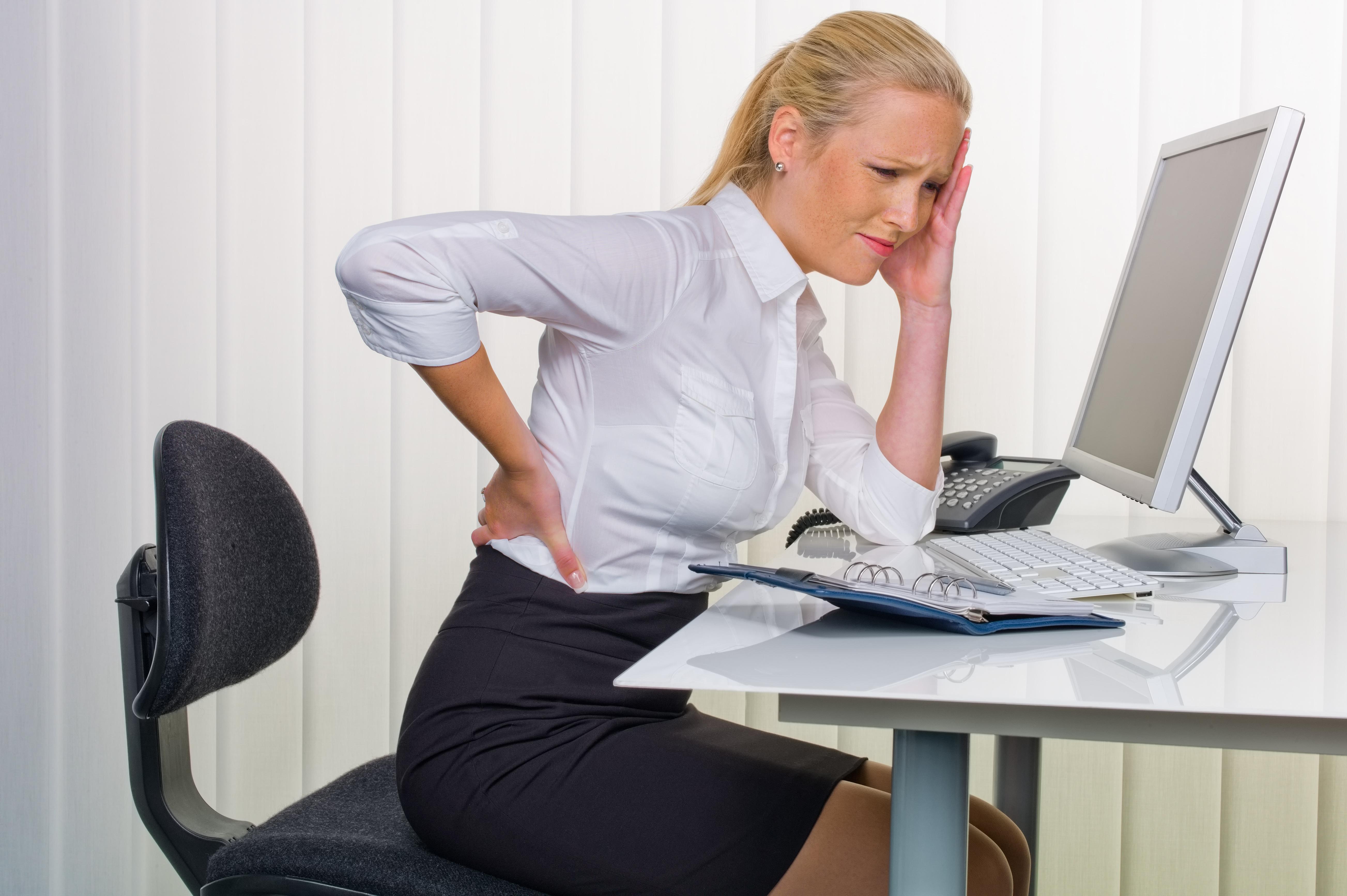 Боль в пояснице отдающая в ногу признак беременности
