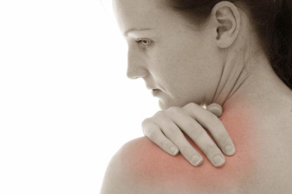 Воспаление плечевого сплетения