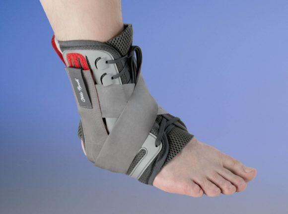 Туторы на ногу