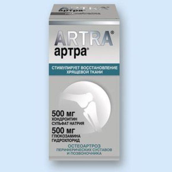 Артра-хондроитин