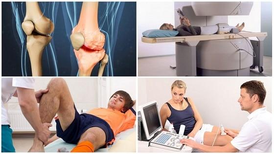 диагноз артроз коленного сустава
